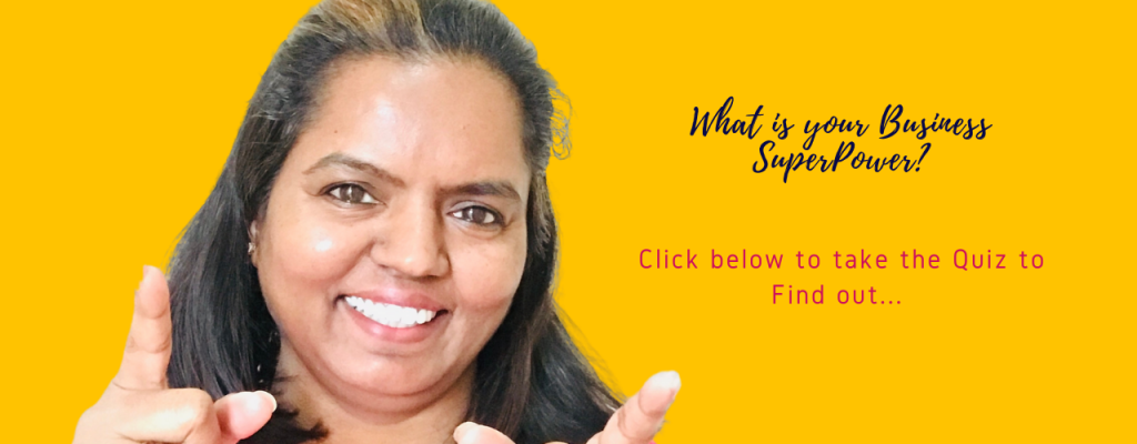 What is your Business SuperPower