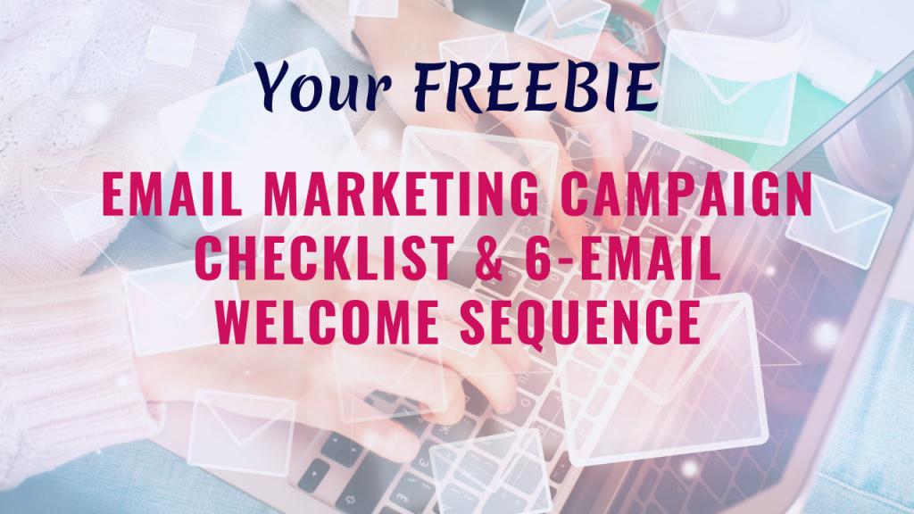 Email Marketing freebie